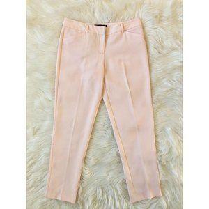 Zac & Rachel Pale Pink Ankle Pants 8